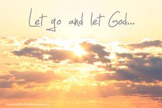 let go and let god - Căutare Google