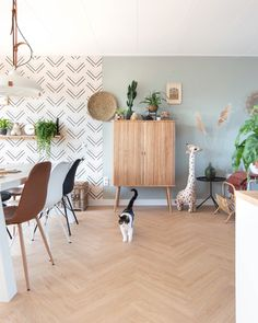 Home Decoration For Birthday Party Refferal: 9952378756 Apartment Interior, Apartment Design, Living Room Interior, Dinner Room, Dining Room Design, Home Staging, House Rooms, Hygge, Room Inspiration