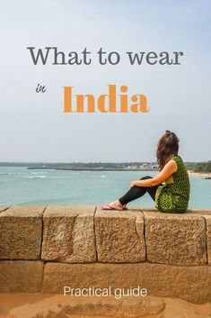 What to wear in India: women's definite guide! How to dress . - weddingWhat to wear in India: women's definite guide! How to dress in India to feel comfortable and accepted by society? Western wear in India, traditional Indian wear, what to pack fo Travel Checklist, Packing Tips For Travel, Travel Advice, India Travel Guide, Asia Travel, Quoi Porter, France 2, Budget Planer, Visit India