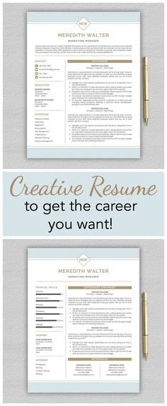This Resume Will Absolutely Stand Out Propel Your Career Ahead