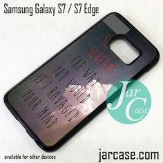 Avenged Sevenfold Lyrics 3 Phone Case for Samsung Galaxy S7 & S7 Edge