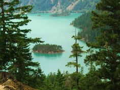 Lake Whatcom, Bellingham, Washington