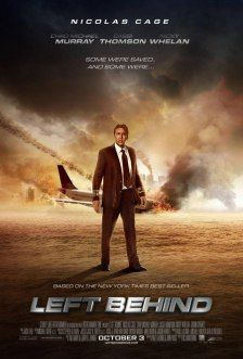 Left Behind (2014) Review