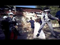 Gangster's Wedding Slideshow