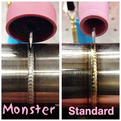 """THE MONSTER DEAL RETURNS - Save up to 30% for July's Monster™ Nozzle Promotion. We've chosen the Monster™ Kits for our two most popular tungsten sizes (1/16"""" and 3/32"""") and packaged them together in one great offer. Plus, shipping is included!   Check out the #monsternozzle deal by visiting our """"Best Sellers & Promos"""" page on www.Arc-Zone.com."""