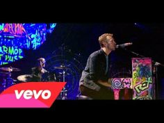 Coldplay - Paradise (Live 2012 from Paris) please do not stop, our ears as if fused with the songs you.. coldplay miss u !!