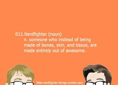 Little Nerdfighter Things  and John Green DFTBA
