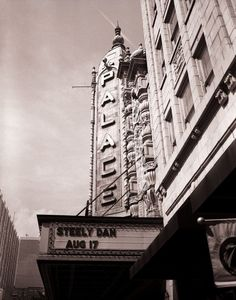 Palace Theater Photograph - Signed Fine Art Print - Louisville Kentucky Architecture