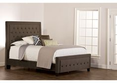 1638-kaylie-bed-set-king-w-rails - Free Shipping!