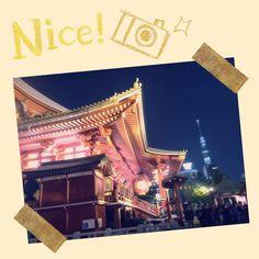 #PicoSweet #app #asakusa #tokyo
