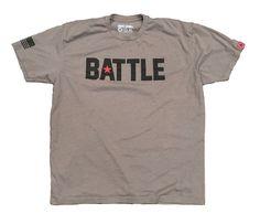 Battle - Men's T-Shirt