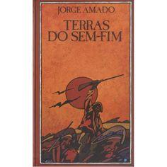 Jorge Amado - Terras do Sem Fim (1943). One of his first books, still concerning cacau plantations in southern Bahia.