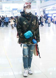 Korean Fashion Men, Kpop Fashion, Mens Fashion, Airport Fashion, Ikon Kpop, Bobby S, Kim Ji Won, Double B, Mobb