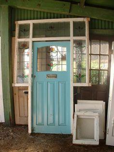 1930S FRONT DOOR