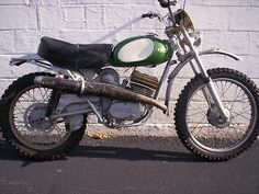 1971 Penton Six Day 125  CLICK PHOTO TO SEE MORE COOL BIKES!