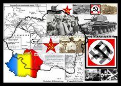 Trădarea şi prima dezmembrare a României. 1940. 06. 28.
