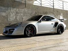 Porsche 911 Turbo Vorsteiner