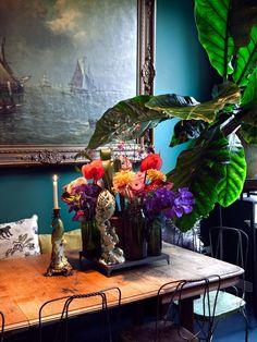 Exposé 9 The Wunderkammer Mooiwatbloemendoen.nl #flowers #thewunderkammer #expose #amsterdam #bloemen