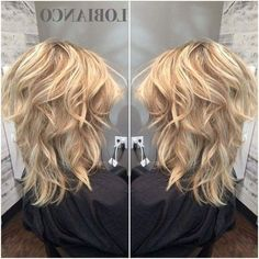 52 Fashion Summer Inspirational Layered Hairstyles Ideas For Medium Lenth Hair 2019 – Page 41 of 52 – Diaror Diary Hair inspiration – Hair Models-Hair Styles Medium Layered Haircuts, Long Layered Hair, Medium Length Layered Hair, Choppy Layers For Long Hair, Medium Hair Styles For Women With Layers, Hairstyles For Medium Length Hair With Layers, Curly Layers, Blonde Hairstyles, Layered Hairstyles