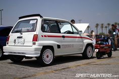 Honda City Turbo II with matching bike My Dream Car, Dream Cars, Honda Type R, Kei Car, Airplane Car, Honda City, Japan Cars, Daihatsu, Cute Japanese