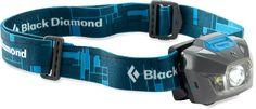 This Backcountry Blazer Is Waterproof — Black Diamond Storm Headlamp.