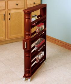 $29.95 - Slim Can and Spice Racks