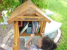 Free Neighborhood Lending Library