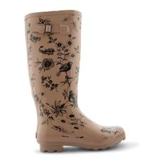 Stylish Womens Rain Boots Water Shoes High Leg With Cute Pattern Tyc261 ** This is an Amazon Affiliate link. For more information, visit image link.
