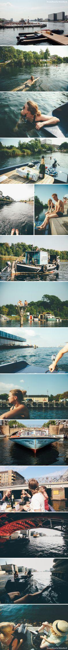 Let's go boating!! Exploring Copenahgen Harbour - SCANDI SIX Hidden Hangouts | Scandinavia Standard