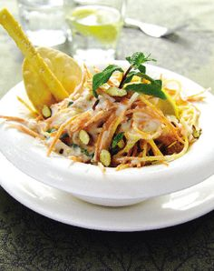 Cocina Ligera. Ensalada de zanahorias con yogur