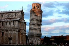 leaning tower of pizzzza, major yes.