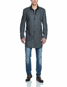 Benvenuto Herren Langmantel Regular Fit: http://www.king-of-shopping.com/guenstig/benvenuto-herren-langmantel-regular-fit/