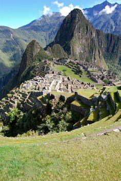 Machu Picchu, Perú  (by Domingo Mery)