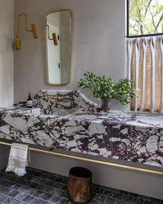 Beautiful Interior Design, Bathroom Interior Design, Beautiful Interiors, Bathroom Inspiration, Home Decor Inspiration, Bathroom Ideas, Interior Decorating Styles, Home And Living, Interior Architecture