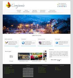 Companio, WordPress Highly Customizable Portfolio Theme