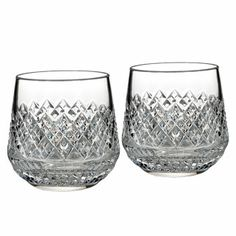 Monique Lhuillier Waterford Glasses
