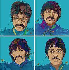 "David Reinbold from Scott Hull Associates ""Remasters"" The Beatles  http://scotthull.com/artists/david-reinbold"
