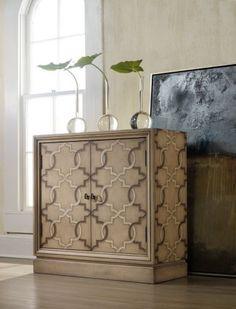 Ogee-Patterned Chest, Hooker Furniture, Melange