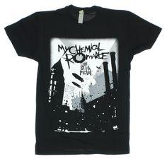 My Chemical Romance The Black Parade Blimp T-Shirt