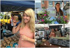 Visiting a farmers market in Experience Charlottesville is a great way to get to know local products. The kombucha was my favorite. Here are 9 other reasons to visit: including a stop at celebrity owned wineries- one from Dave Matthews!