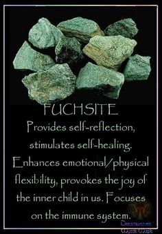 fuchsite crystals - Yahoo Image Search Results