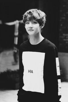|BTS| :: V (Kim Taehyung) - Because his existence is adorable and makes me smile.