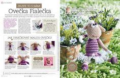 Hračky pre všetkých - Album používateľky danielik79 - Foto 21 Crochet Bear, Amigurumi Doll, Crochet Patterns, Teddy Bear, Dolls, Knitting, Tricot, Craft, Skirt