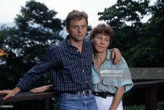 Mikhail Baryshnikov and Helga du Mesnil (Billie), 1987