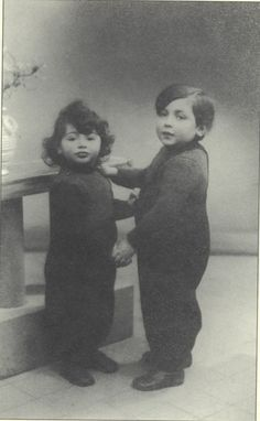 Jenny Lejzerorowicz murdered in the gas chamber in Auschwitz with her 4 year old brother Marcel on August 21, 1942. 5 months before she reached her 3rd year.