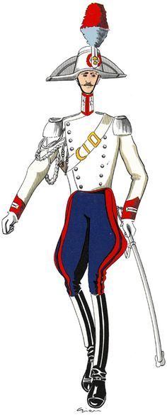 Carabiniere Guardia Vicereale in A.O. 1939