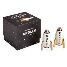 Jonathan Adler Apollo Salt & Pepper Shakers