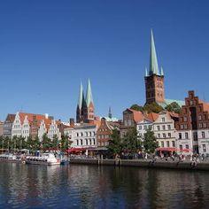 Hanseatic City of Lübeck Germany UNESCO