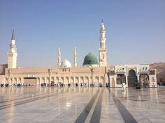 Al-Masjid al-Nabawi, Madinah (Prophet's Mosque)