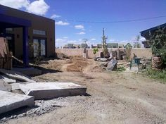 Beginning the landscaping at the Art Therapy building. Southwestern College, Historical Images, Art Therapy, Santa Fe, Landscaping, To Go, Sidewalk, Explore, Building